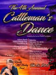Sunrise Theatre Foundation's fourth annual Cattleman's