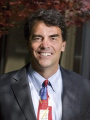Tim Draper has pushed the idea of a break up of California before.