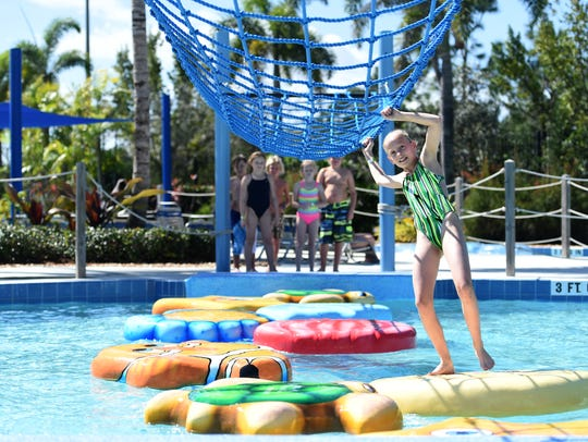 The Dive in Movie at Sailfish Splash Waterpark is 6-10 p.m. April 27 for students that attend middle or high schools in Martin County only.