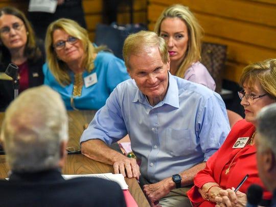 Senior U.S. Senator for Florida Bill Nelson discusses