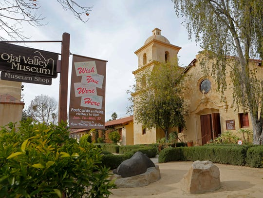 Expedia credits the Ojai Valley Museum as one reason