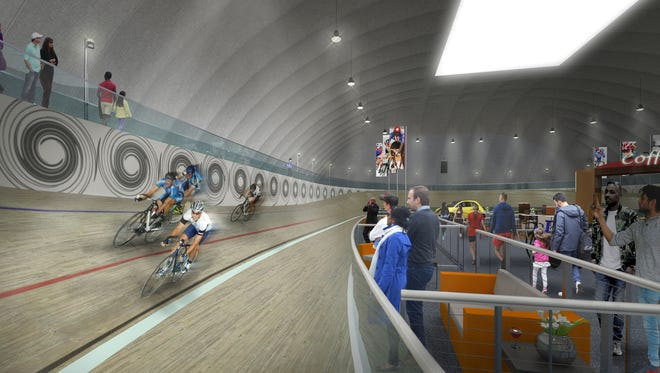 Detroit is getting a new indoor multi-sport complex featuring a cycling velodrome as part of the city of Detroit's planned improvements to Tolan Playfield at I-75 and Mack Avenue.  The Detroit Fitness Foundation said it plans to break ground in the spring and open in late summer 2017.