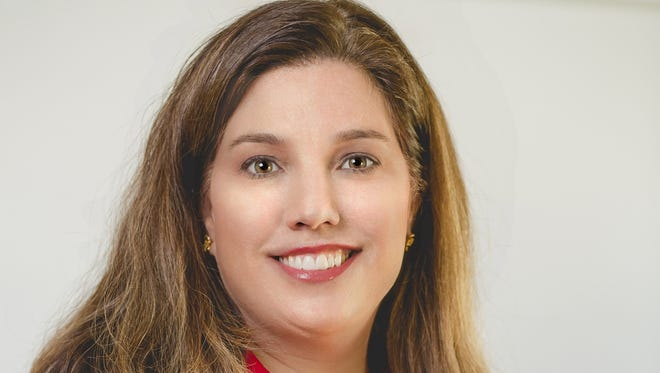Jennifer Luteran is running for the District 7 seat on the Williamson County school board.