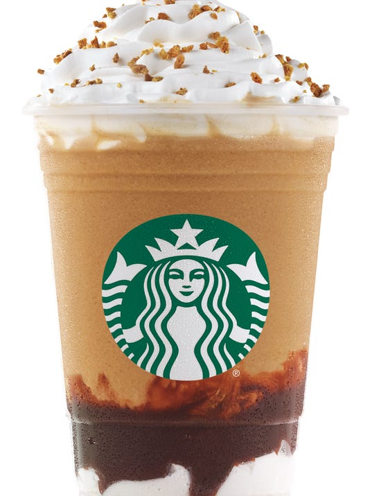 Starbucks NEW S'mores Frappuccino will be offered for a limited-time ...