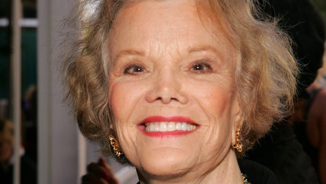 Actress Nanette Fabray has died.