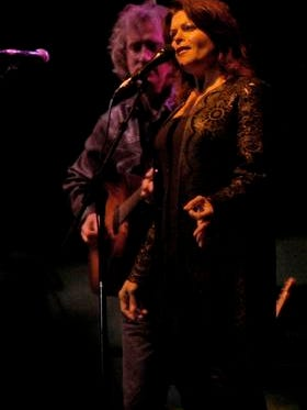 Musician Rosanne Cash