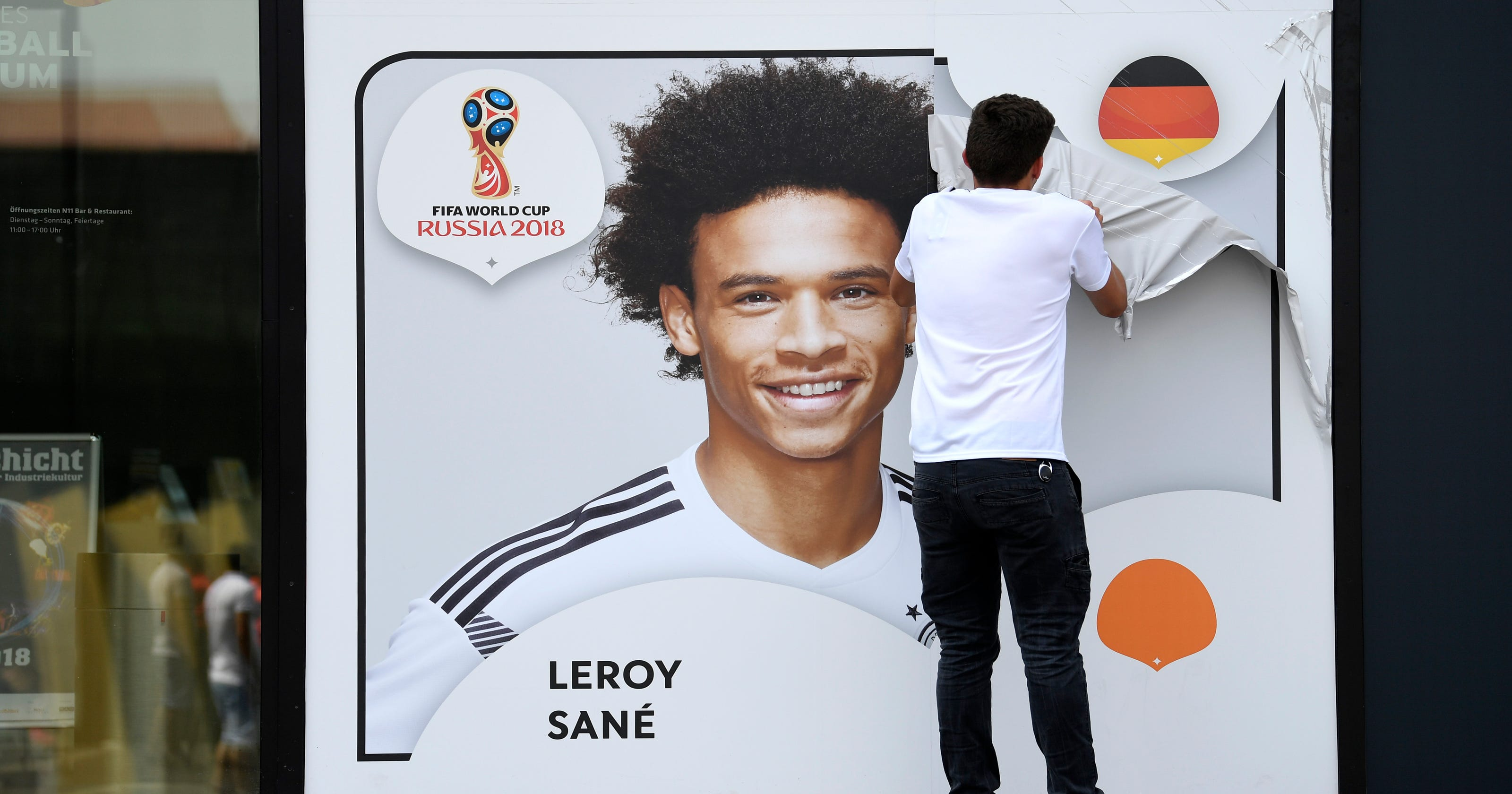 6a4f9232766 2018 World Cup roster takeaways  Germany leaves Leroy Sane behind