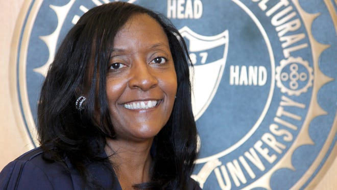 Cynthia Harris has been director of FAMU's Institute of Public Health since its creation in 1995.