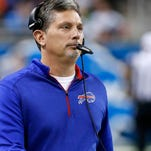 New Eagles defensive coordinator Jim Schwartz held the same position with Buffalo in 2014. He was Detroit's head coach for five seasons before that.