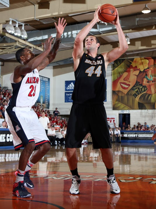 NCAA Basketball: Maui Invitational-Missouri vs Arizona