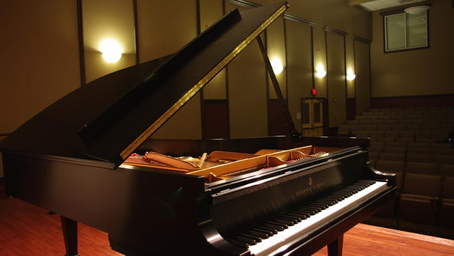 Bethel University has acquired a newly rebuilt Steinway grand piano.