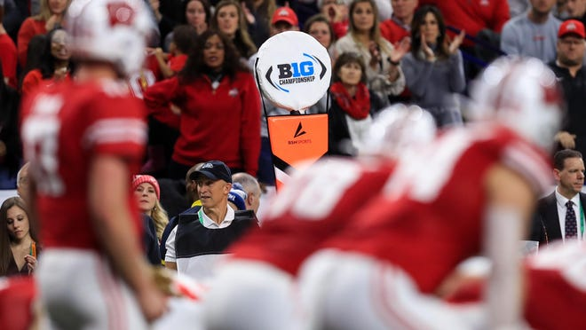 The Big Ten is disputing a report that the presidents voted to cancel the football season.