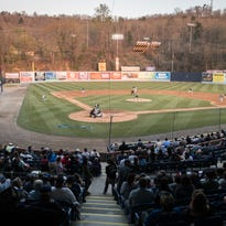 Old, new blend perfectly at Asheville Tourists' home opener