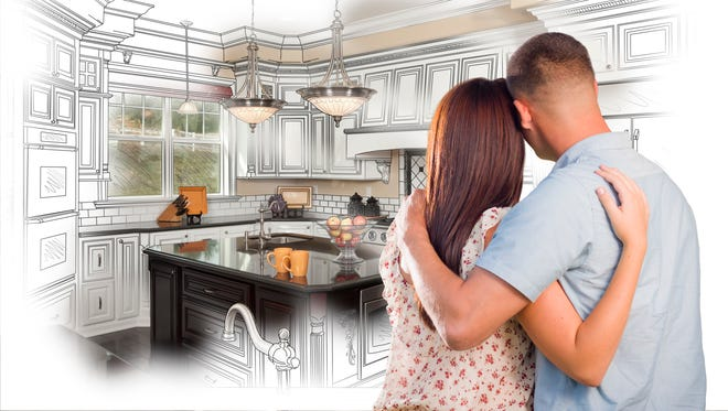 Home improvement shows can make a house's transformations look easy. But it may not be as fast or cheap as it seems.