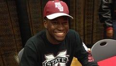 Parkway's C.J. Morgan signs with MSU
