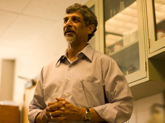 Anil Netravali is a faculty member in Cornell University's Department of Fiber Science and Apparel Design.