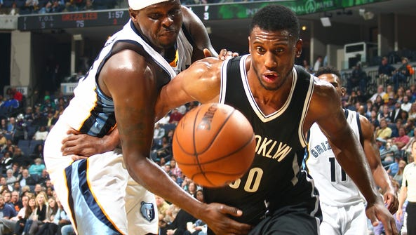 The Pacers hope Thaddeus Young, shown here with the