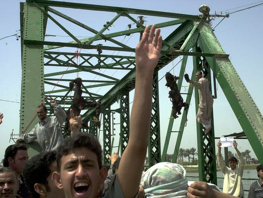 AP Photos Of The Decade Iraq