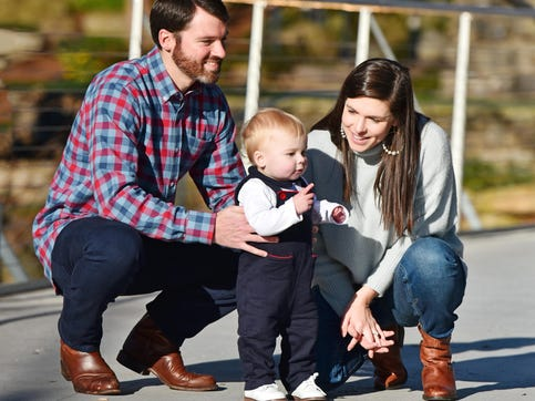 Little Heart Honoree family to be honored at Upstate Heart Ball Feb. 16
