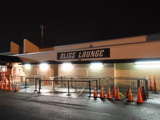 Bliss Lounge closing