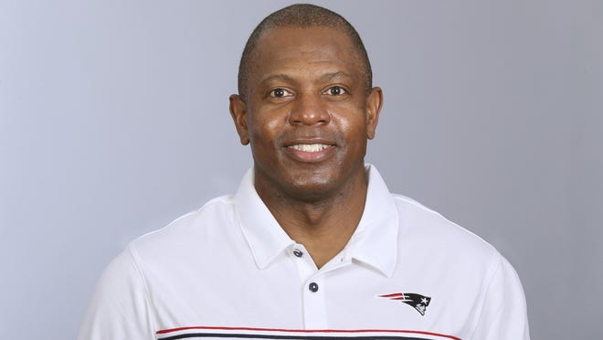 Troy Brown was promoted to the Patriots running backs/returners coach in 2020.