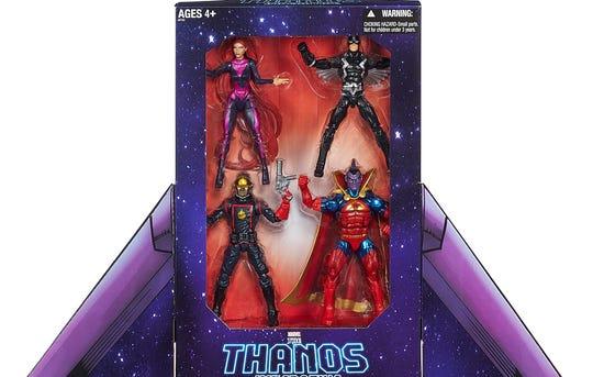 Galactus package
