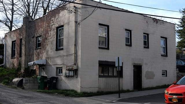 Building located at 2697 West Main Street (Route 9D) in Wappingers Falls.