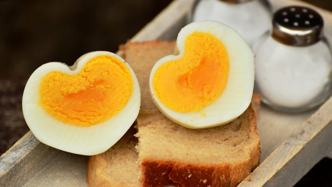 Contrary to popular belief, eggs can be good for your health.