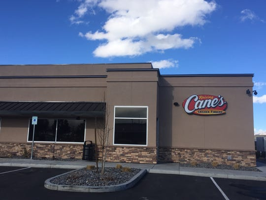 Raising Cane's, the chain known for chicken fingers,