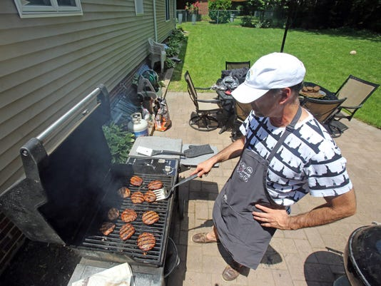 Scandale's Grilling Tips for Father's Day