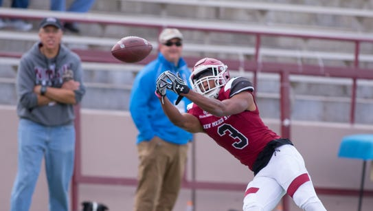 New Mexico State looks to fill seven slots before national