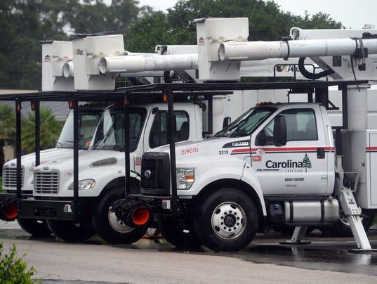 0911 IR IRMA tree trucks