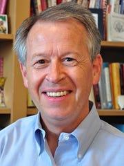 Jim Clark, director of Christian Service Center.
