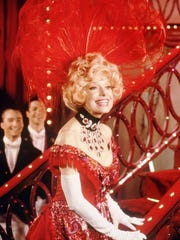 """Carol Channing starring in a revival of """"Hello, Dolly!"""""""
