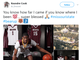 Keandre Cook tweeted Sunday his decision to commit