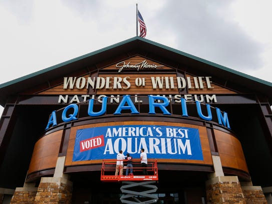 Wonders of Wildlife was named was named the nations