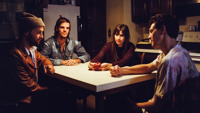 Houndmouth hit Asheville on March 5.