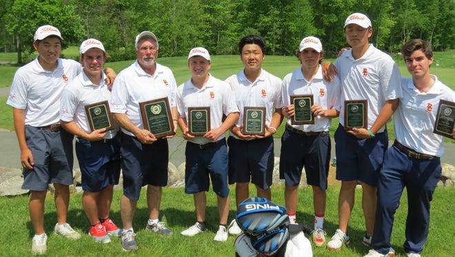 Bergen Catholic won the Bergen Group 3-4-A team title and all seven of its players qualified for next week's Bergen individual championship.