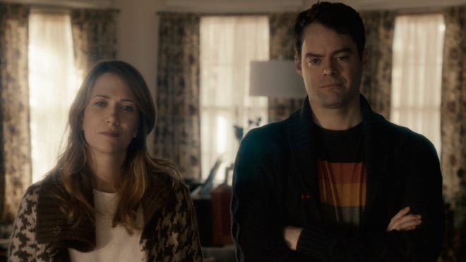 "Kristen Wiig and Bill Hader in a scene from the motion picture ""The Skeleton Twins."" CREDIT: Reed Morano  [Via MerlinFTP Drop]"
