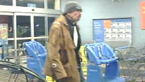 This man is one of two suspects whom Smyrna Police believe passed fake $50 dollar bills at the Wal-Mart.