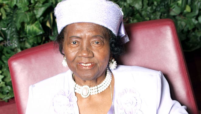 Lillie Mae Brown will celebrate her 95th birthday on Sept. 17, 2014.