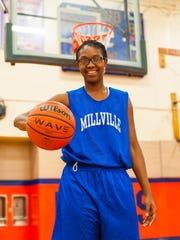 Millville's Alexis Harrison