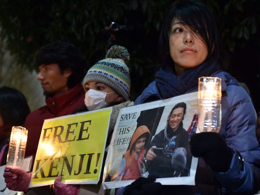 JAPAN-IRAQ-SYRIA-CONFLICT-HOSTAGE
