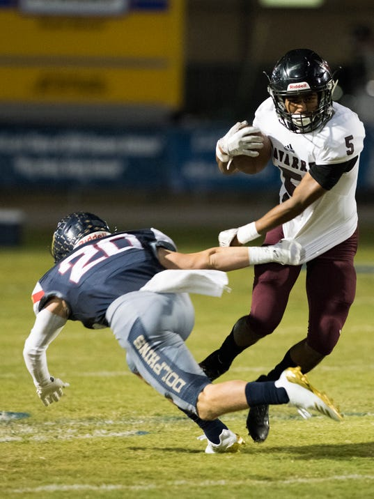 Navarre Vs. Gulf Breeze Football