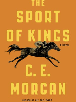 """""""The Sport of Kings"""" is an epic novel about a Thoroughbred who runs for the glory of a troubled Kentucky family."""
