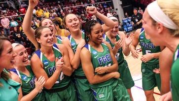 College basketball: FGCU women upset Missouri in NCAA tournament at Stanford