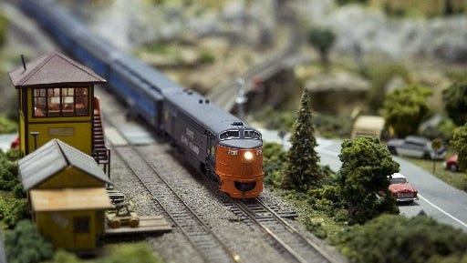 Treasure Coast Model Railroad Club meets in Port St. Lucie.