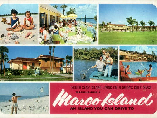 Marco Island 40 years