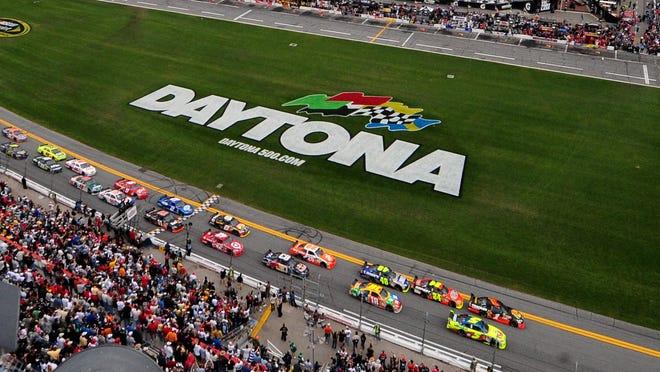 Daytona International Speedway hosts the 56th annual Great American Race Sunday.