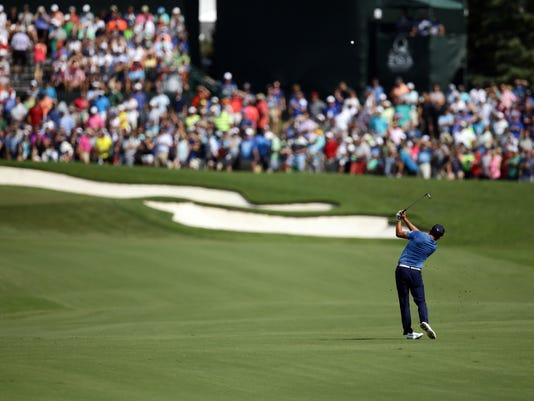 PGA PGA Championship Second Round
